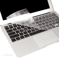 Transparent Keyboard Arabic Cover For Laptop