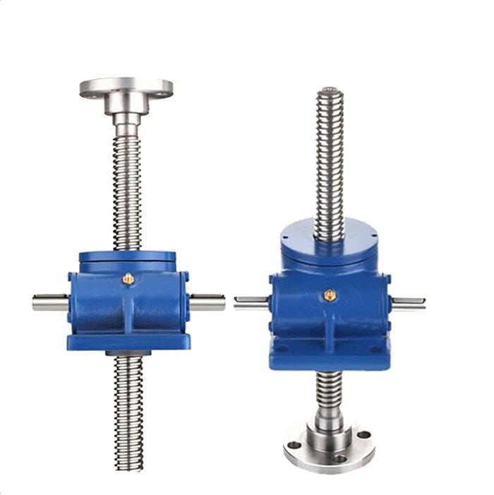 Two four eight sets etc linkage scheme of screw jacks platform OEM/ODM