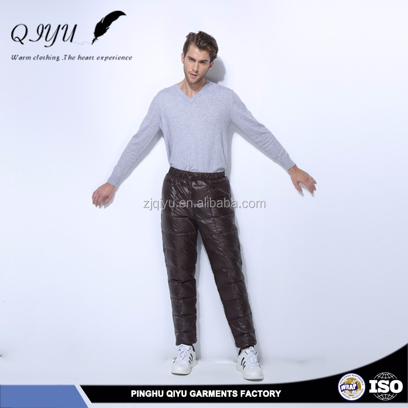 Keeping warm professional custom outdoor trousers
