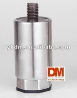 63mm O.D. Stainless Steel Leveling Foot