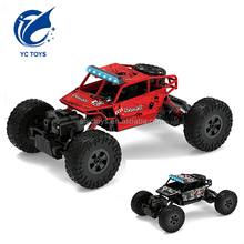 Simple operate mode 2.4G rc model rock crawler car toys for children