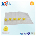 Popular disposable plastic bag edible oil bag bag in box spouts