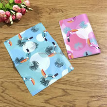 Eco-friendly china factory supply full printing plastic soft pvc book cover