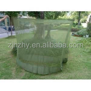High quality shenzhen Long Lasting Insecticidal military/garden mosquito net environment-friendly made in china