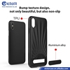 2017 New arrivals aluminium alloy kickstand design TPU case for iPhone X cover