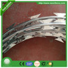 Alibaba.com hot dipped razor spiked wire mesh fencing