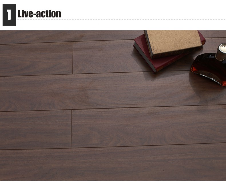 2017 high quality waterproof cheap price laminate wood for High quality laminate flooring