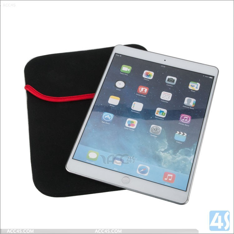 Neoprene Sleeve Soft Case Cover Pouch Carry Bag For iPad 9.7 inch -10.1 inch
