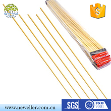 FDA grade promotional marshmallow roasting sticks set for BBQ cake fruit and candy