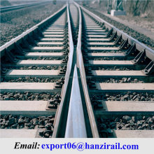 Railroad Crossing Turnout Chinese Equipment Manufacturer