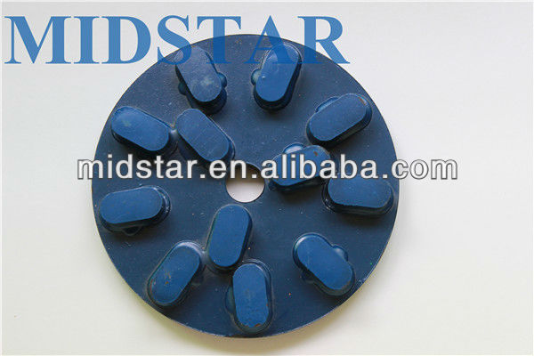 Midstar Resin Polishing And Grinding Disc