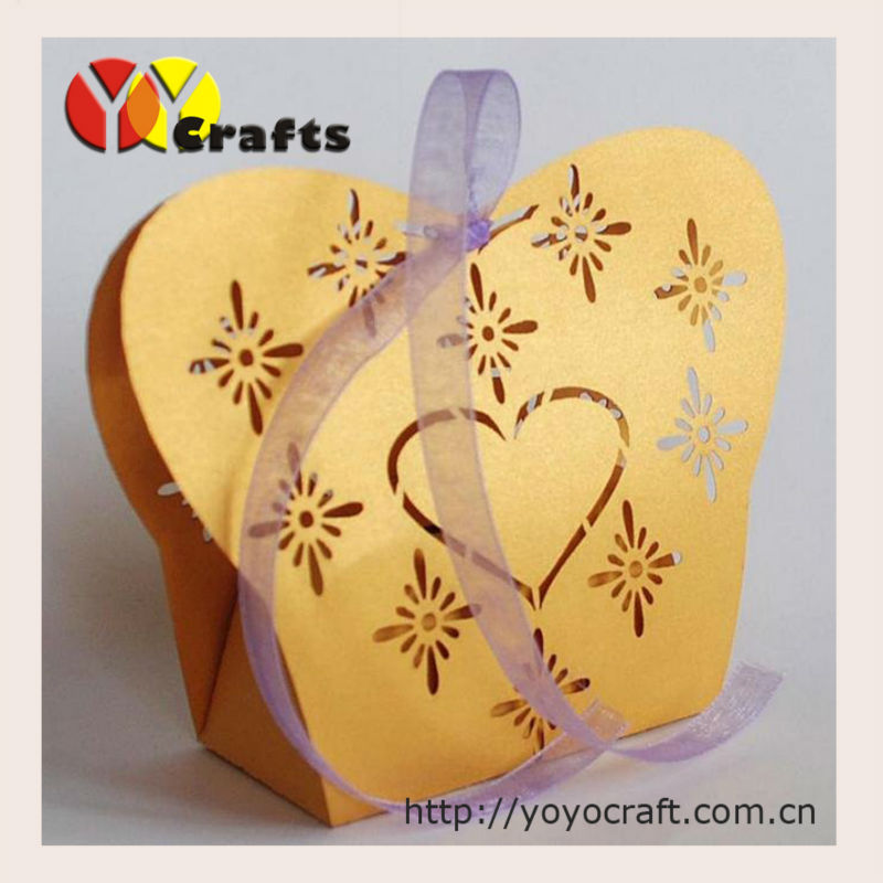 2014 wholesale decorated indian wedding favor sweet boxes for gift