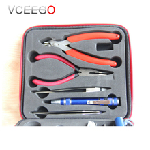 Most popular products electronic cigarette vape tool kit coiling in stock