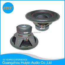 "12"" Cheap Car audio Subwoofer / Woofer car speaker Dual 4 ohm"