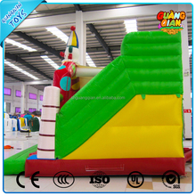 Guangqian Comercial Used Christmas Toy Santa Clause Inflatable Bounce Kid Bouncers For Sale