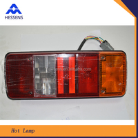 construction machinery working lamp taillight for doosan