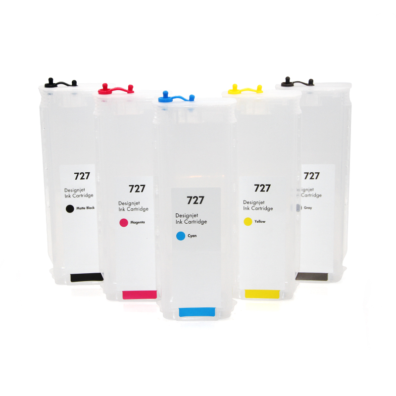 USA Advantage Remanufactured Ink Cartridge Replacement for Pitney Bowes 787-1 Red,1 Pack