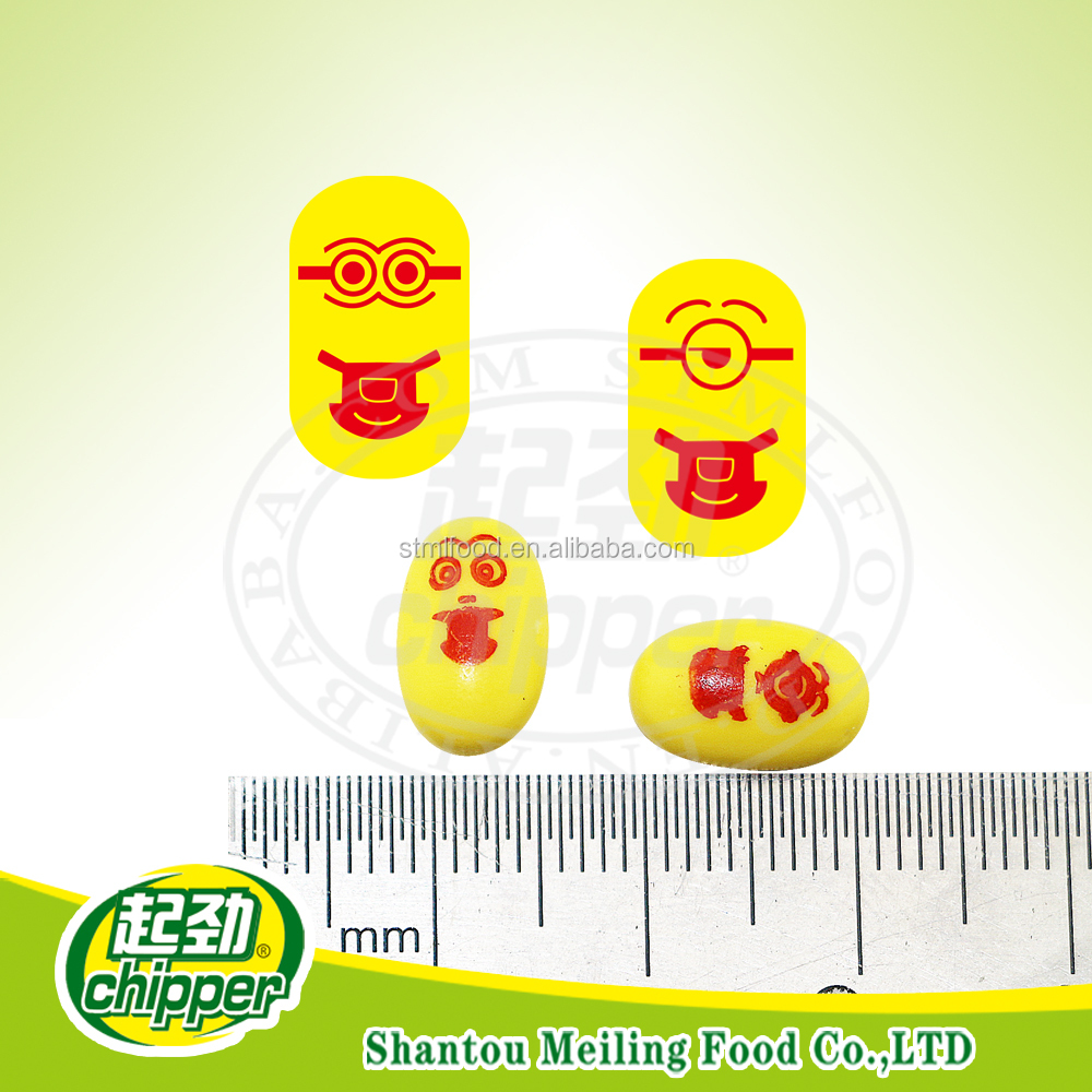 Lemon flavour Tic Tac mints with Custom Logo Printing