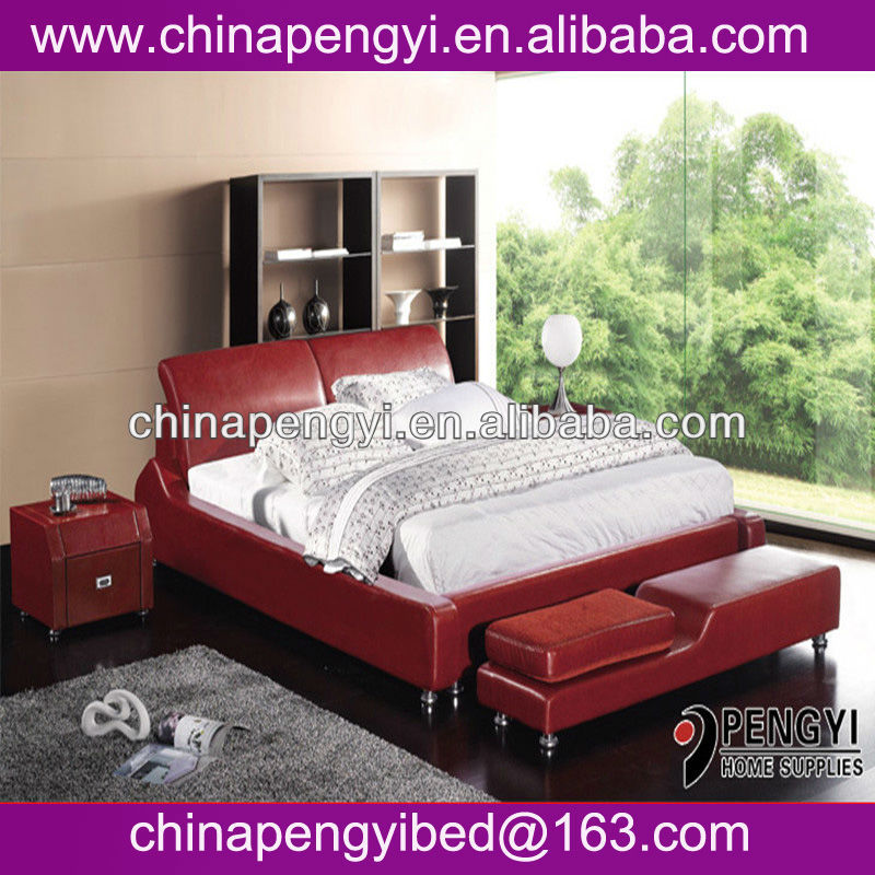 latest bed designs py-330