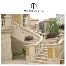 Natural Stone railing baluster
