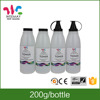 For HP 1005 1006 Refillable glossy bottle copier black toner powder