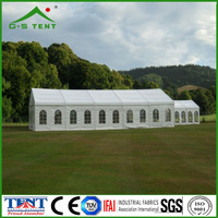 outdoor white wedding occasion and party event tent zelt