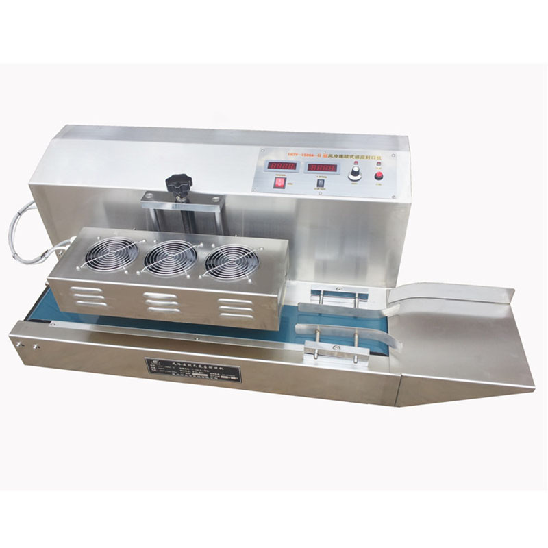 Automatic high speed Continuous Aluminium Foil Induction Sealer sealing machine