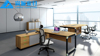 Office furniture workstation Modern Design Executive Office table KD-03