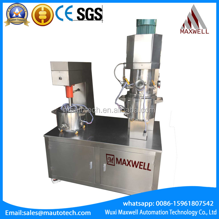 Lithium Double Planetary Disperser Lab Mixer