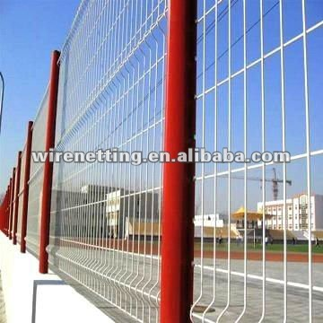 Solid Metal Fence Panel