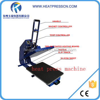 heat transfer press machine for sale