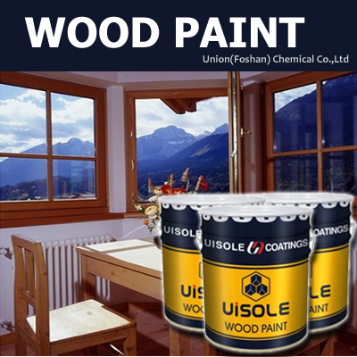 Water based paint wood lacquer for indoor furniture