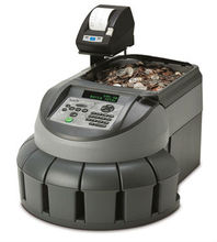 Talaris DeLaRue Mach 6 Coin Counter & Sorter