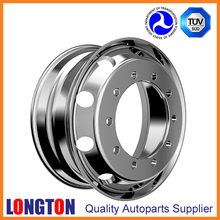 Forged Aluminum Alloy Wheel 22.5x8.25 Disc Type A for Truck & Bus