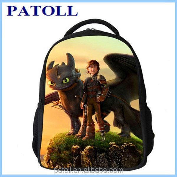 New arrival fashion hot sale back bag school 2014 for middle high school student