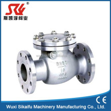New Style DN150 Natural Gas Cast Iron Check Valve