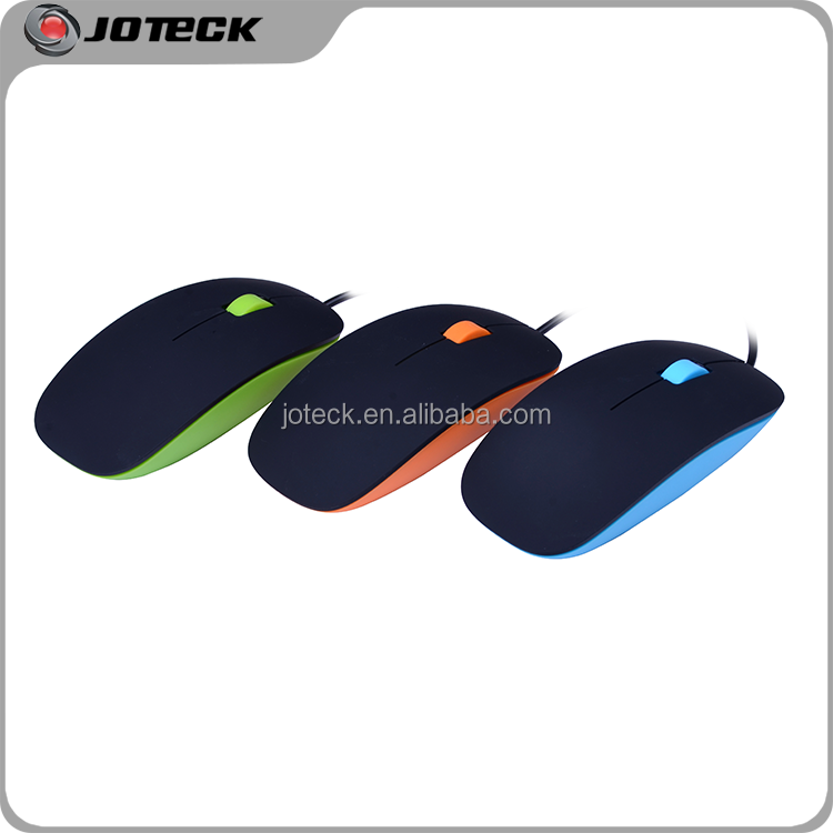 the best selling colored 3d wired optical laptop mouse