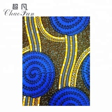 2018 Hot Sale Ankara Fabric Dutch Wax Cloth Woven Fabric