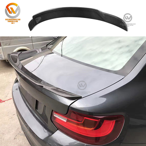 Carbon Fiber C74 Style Rear Trunk Spoiler for 2 Series F87 M2 2014-2017