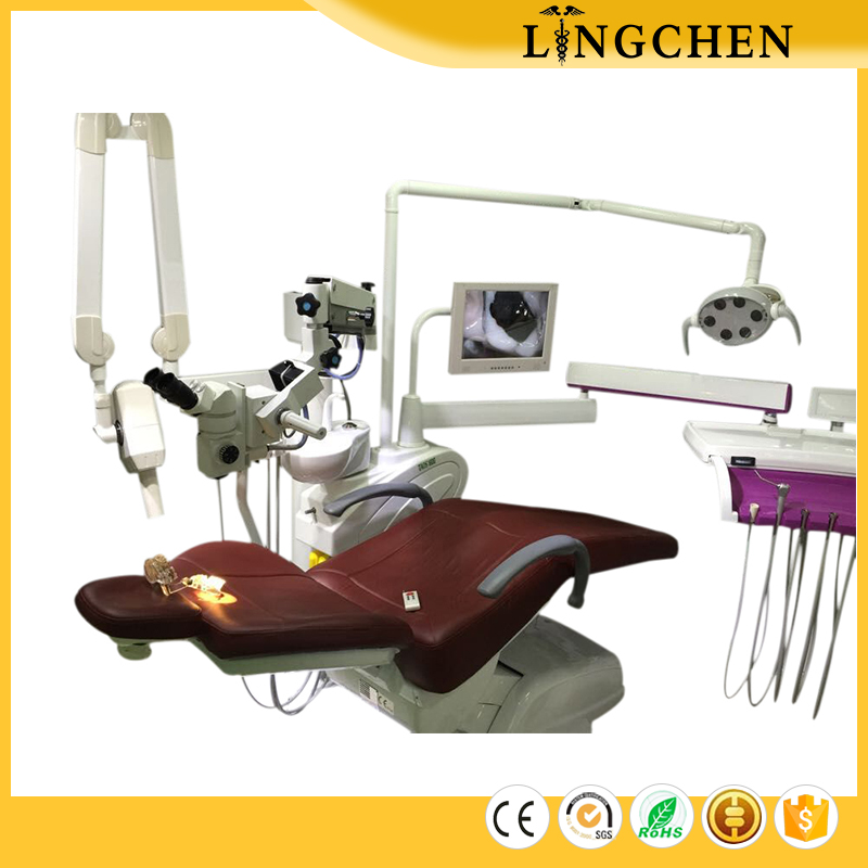 Latest electric advanced computer controlled dental chair
