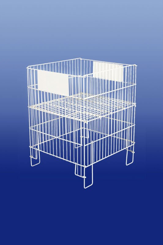 wire promotion cage