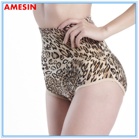 AMESIN hip up plus size panties sexy underwear women belly slimmer