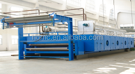 Textile Rotary screen dryer