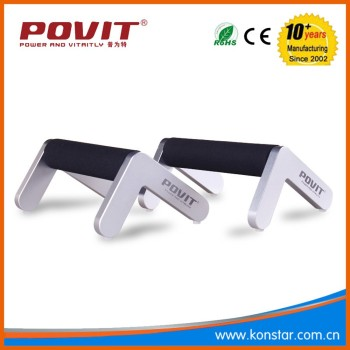 Luxury aluminium alloy push up bar