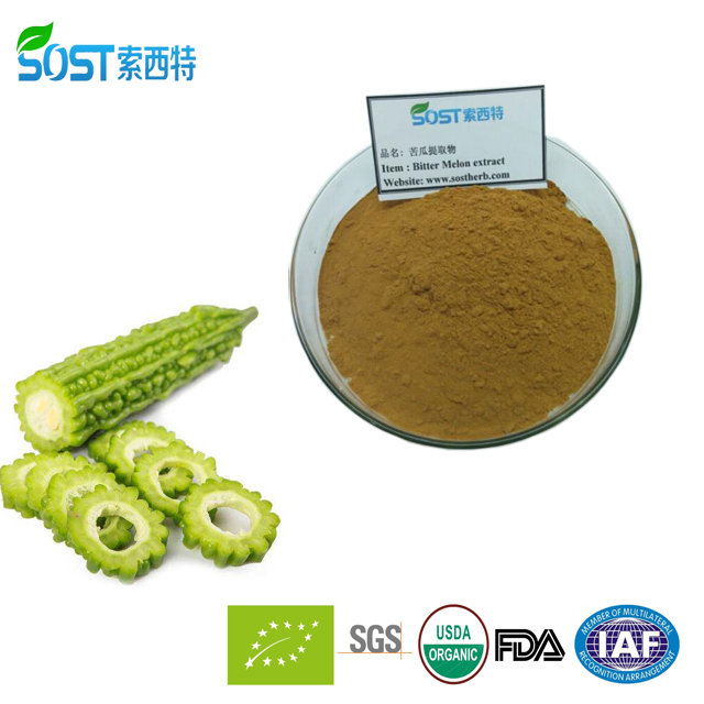 Hot Selling Plant Powder Organic Bitter Melon Extract