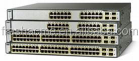 Original WS-C3750G-24PS-S 3750G poe switch cisco