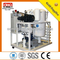 ZL High Efficiency Vacuum Switch Oil Purifier Manufacturer central lubrication system