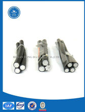 XLPE insulated triplex ABC cable