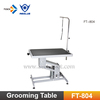 FT-804/FT-804L Height Adjustable Hydraulic Pet Grooming Table Dog Supplies
