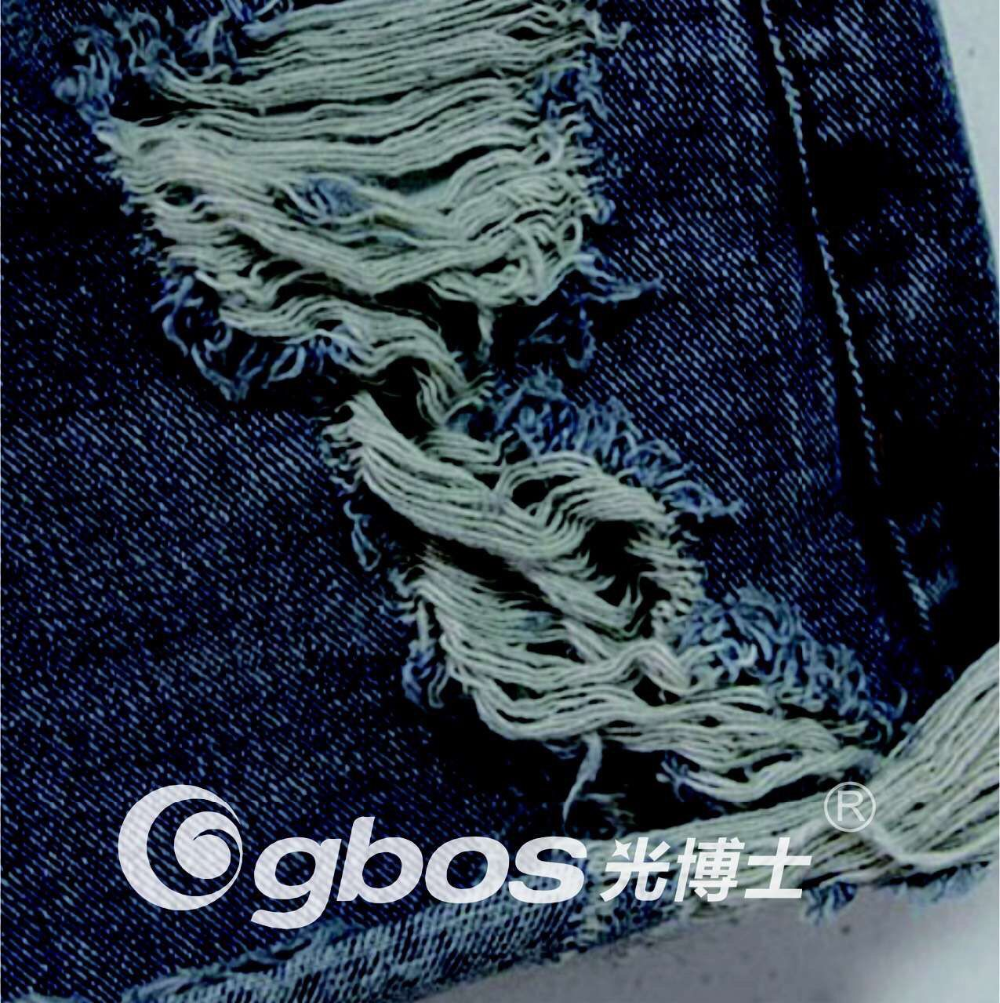 Jeans Washing Laser Machine / Laser Engraving Denim
